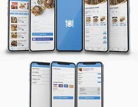#5 para Restaurant Mobile Application Prototype (look and feel only) por aishajawed