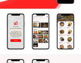 #8 para Restaurant Mobile Application Prototype (look and feel only) por amitpokhriyalchd