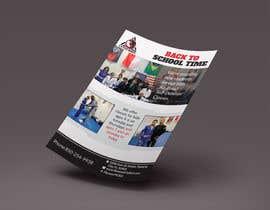 #95 untuk Back to School, BJJ Academy Ad design. oleh MMIJewel