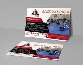#31 untuk Back to School, BJJ Academy Ad design. oleh ethicsdesigner