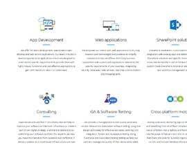 nº 67 pour Word Press Home Page design -   Softura.com par sokolito