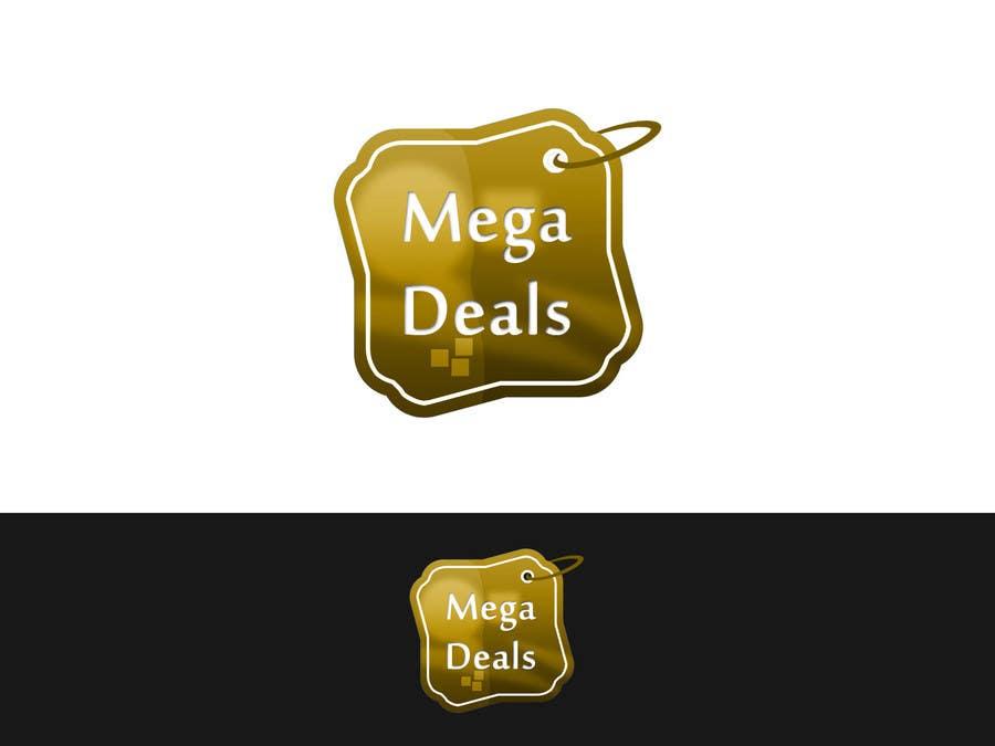 Inscrição nº 71 do Concurso para Logo Design for MegaDeals.com.sg