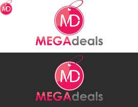 #50 for Logo Design for MegaDeals.com.sg by alexandracol