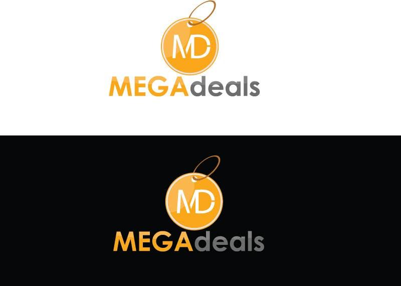 Inscrição nº 61 do Concurso para Logo Design for MegaDeals.com.sg