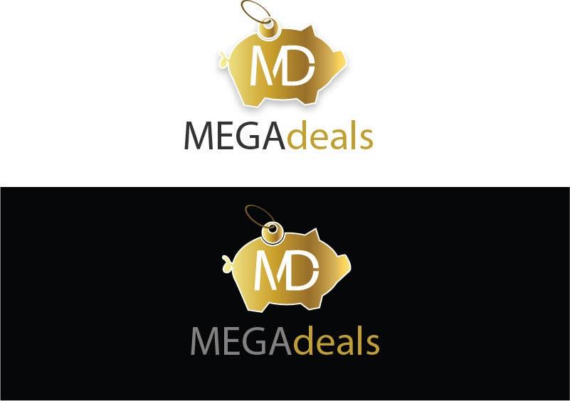 Inscrição nº                                         74                                      do Concurso para                                         Logo Design for MegaDeals.com.sg