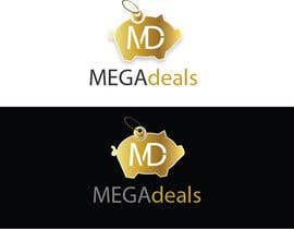 #74 for Logo Design for MegaDeals.com.sg by alexandracol