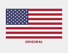 #59 untuk United State Of America flag oleh sajeebhasan177