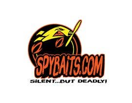 #13 untuk Design a logo for my website spybaits.com oleh Cristhian1986