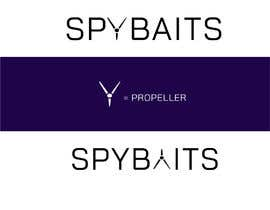 #5 untuk Design a logo for my website spybaits.com oleh Freetypist733