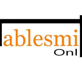 #27 untuk Logo Design for TablesmithOnline website oleh jewelson92