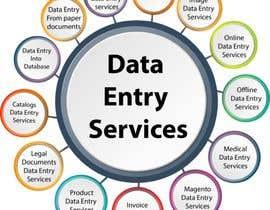 #18 for Data Entry af zaidur101