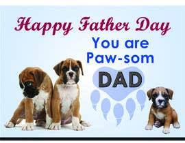 nº 17 pour Fathers Day Graphic for Card par reazuljess2