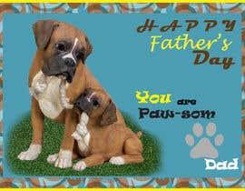 nº 26 pour Fathers Day Graphic for Card par Smrais