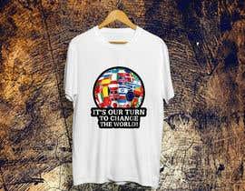 Nro 140 kilpailuun T-shirt Design käyttäjältä SALESFORCE76