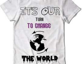 Nro 133 kilpailuun T-shirt Design käyttäjältä Muktamoon