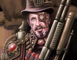 #20 для Steampunk Portrait от nyomanm