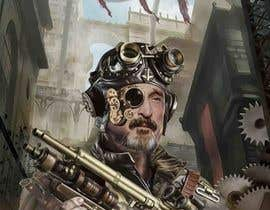 #52 для Steampunk Portrait от Lianji