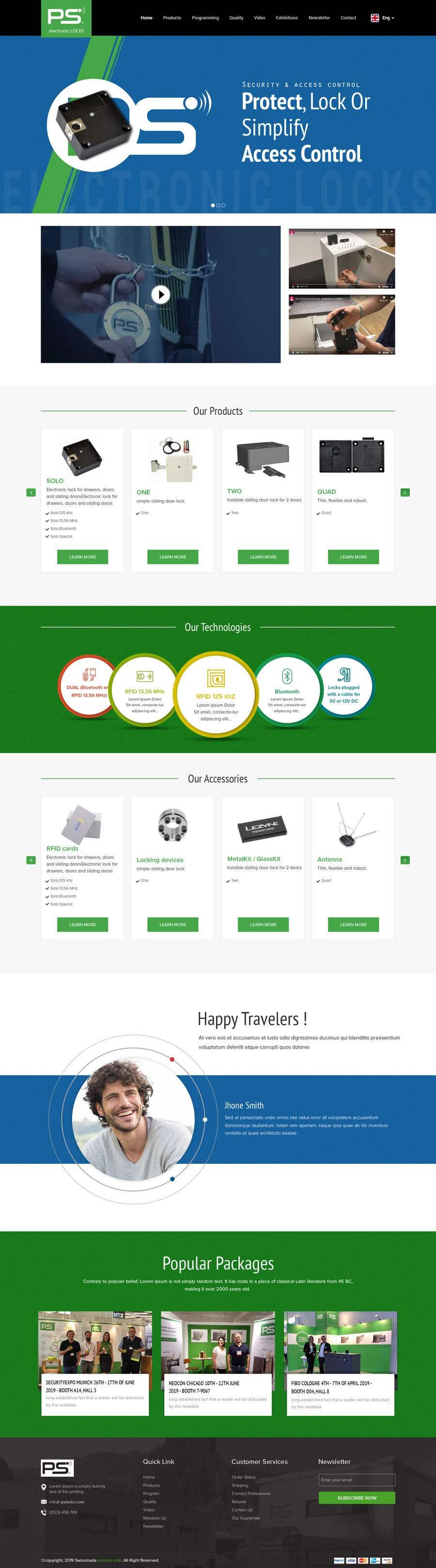 Конкурсная заявка №10 для Design a new website and catalogue - Just a general design
