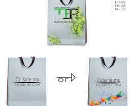 nº 40 pour Design Grocery Bag par mzkfuadmf