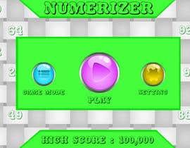 #16 cho Mobile game app graphic design bởi cosmicK00