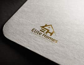 nº 252 pour Elite Homes Logo Design par Alit31