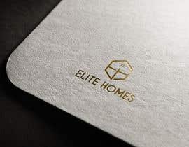 nº 253 pour Elite Homes Logo Design par raihanman20
