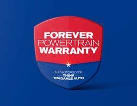 #1204 cho Forever Warranty Logo Car Dealership bởi SBSTNV