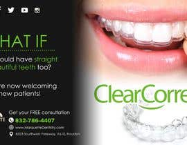 prodesign205 tarafından A sales pieces for our product ClearCorrect Aligners. için no 13