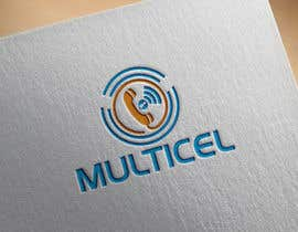 #17 untuk I need a logo for a telecommunications company that sells cellphones service contracts and retail and wholesale of this devices . The name of the company is multicel. oleh heisismailhossai