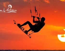 #290 for Logo for a Kitesurf Poussada in Brasil af ngraphicgallery