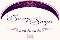 Contest Entry #25 for Logo Design for Sassy Snaps Headbands