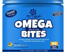 #99 for Label Design (Dog Vitamins) by FARUKTRB