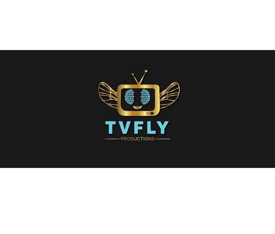 Penyertaan Peraduan #181 untuk TVFLY Productions Logo