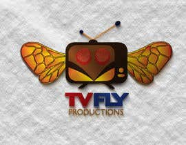 Nro 155 kilpailuun TVFLY Productions Logo käyttäjältä Billscdp