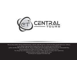 "nº 345 pour Logo design for ""Central Tours"" travel agency par BDSEO"