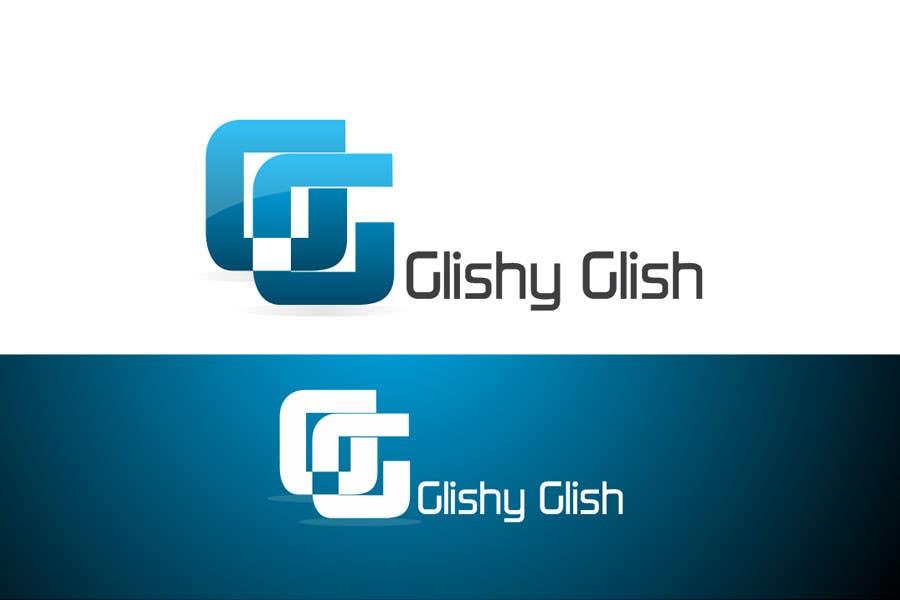 Zgłoszenie konkursowe o numerze #156 do konkursu o nazwie Logo Design for Glishy Glish