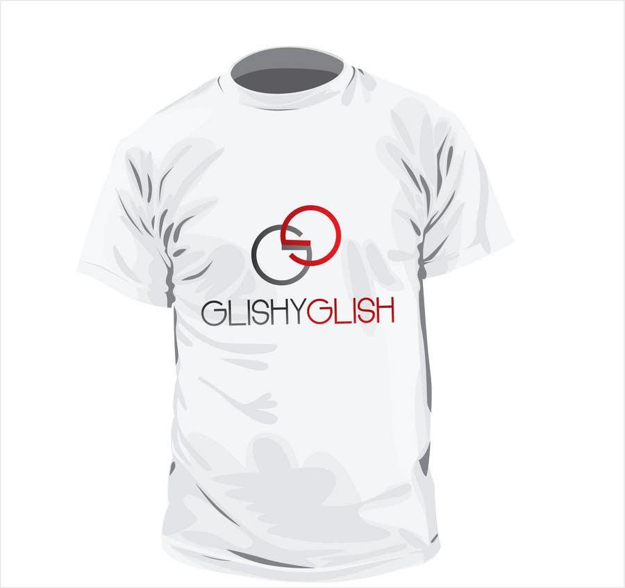 Zgłoszenie konkursowe o numerze #70 do konkursu o nazwie Logo Design for Glishy Glish