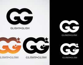 #20 för Logo Design for Glishy Glish av espinomichael