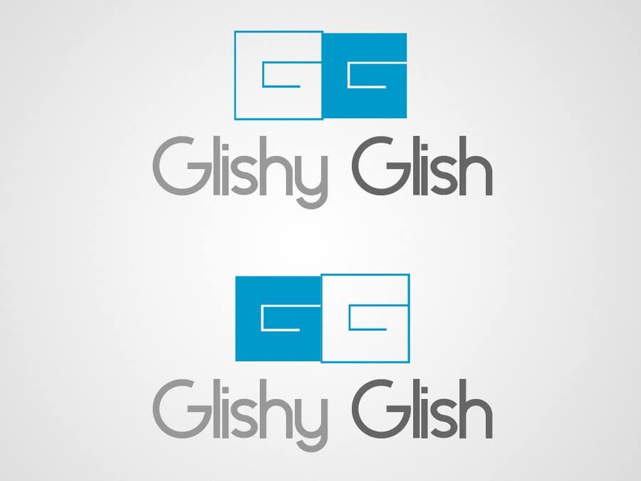 Zgłoszenie konkursowe o numerze #96 do konkursu o nazwie Logo Design for Glishy Glish