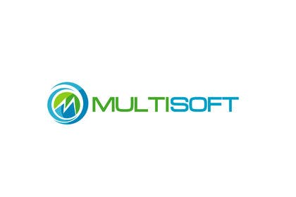 #129 for Logo Design for MULTISOFT by won7