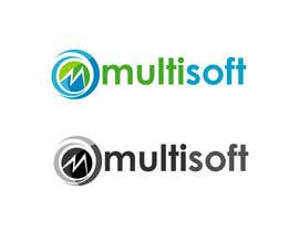 nº 168 pour Logo Design for MULTISOFT par won7
