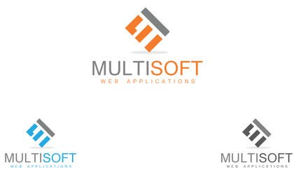 #201 for Logo Design for MULTISOFT by sqhrizvi110