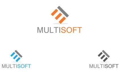 #203 for Logo Design for MULTISOFT by sqhrizvi110