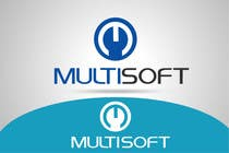 Logo Design for MULTISOFT için Graphic Design114 No.lu Yarışma Girdisi