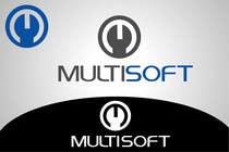 Logo Design for MULTISOFT için Graphic Design115 No.lu Yarışma Girdisi