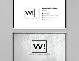 Uttamkumar01 tarafından Looking for a stylisch business card için no 457