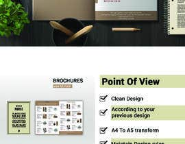 #124 for Wholesale brochure by humaunkabirsunny