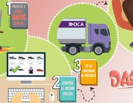 Nro 13 kilpailuun Creacion de POST graficos o animados käyttäjältä clientescrea