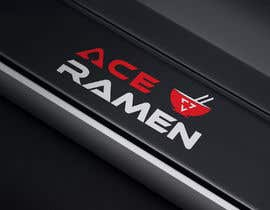 "#659 for Create a new Japanese Ramen restaurant logo called ""ACE RAMEN"" af mhossan267"
