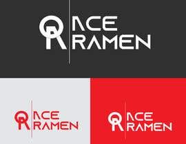 """Newjoyet tarafından Create a new Japanese Ramen restaurant logo called """"ACE RAMEN"""" için no 6"""